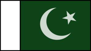 Pakistani Flag Clip Art at Clker.com.