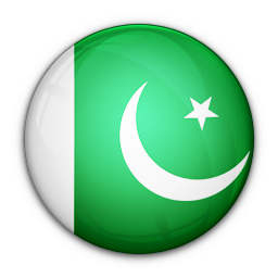 Flag, of, pakistan icon.