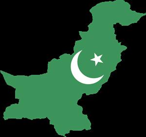 map of pakistan Logo Vector (.EPS) Free Download.