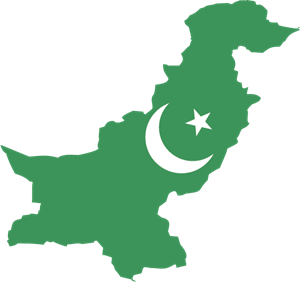 MAP OF PAKISTAN Logo Vector (.EPS) Free Download.