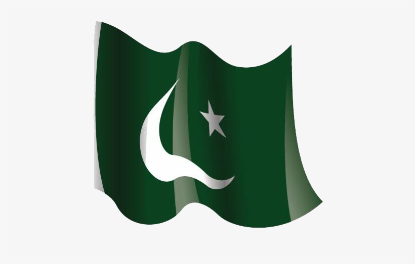 Pakistan Flag Png.