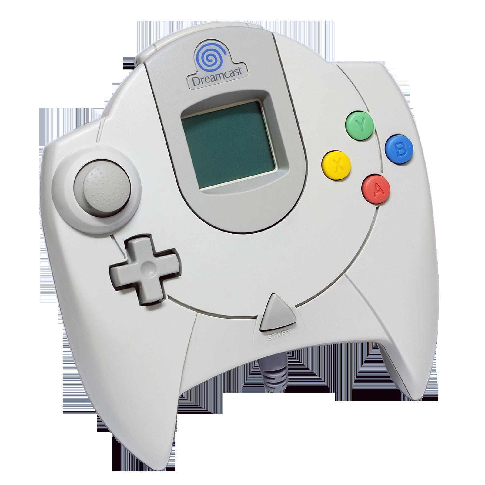 File:Sega Dreamcast Controller (PAL).png.