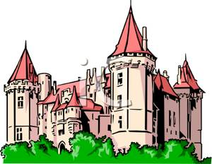 King palace clipart.