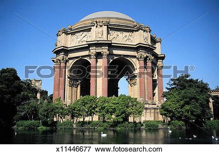 Picture of Palace of Fine Arts x11446677.