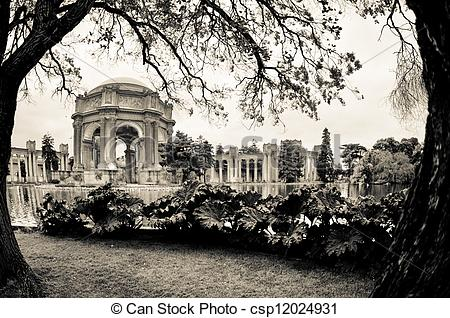 Stock Photos of Palace of Fine Arts.