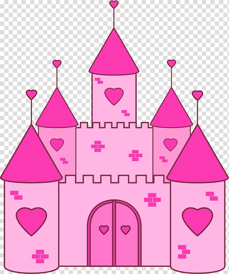 Sticker, Lovely Palace transparent background PNG clipart.