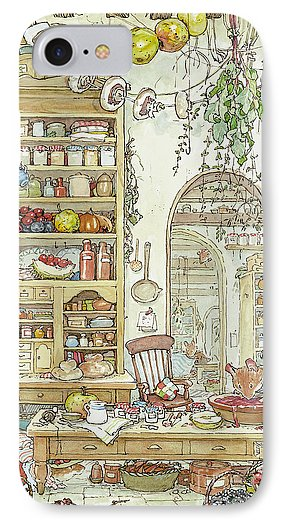 The Palace Kitchen IPhone 7 Case for Sale by Brambly Hedge.