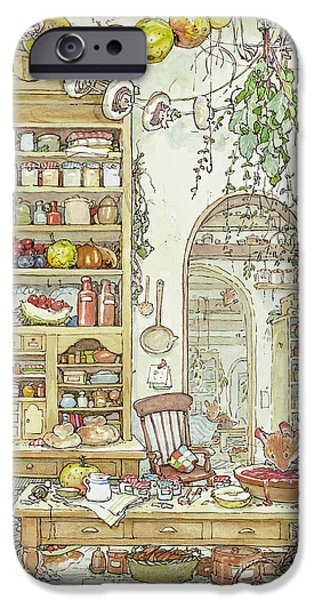 Brambly Hedge Iphone 6 Cases.