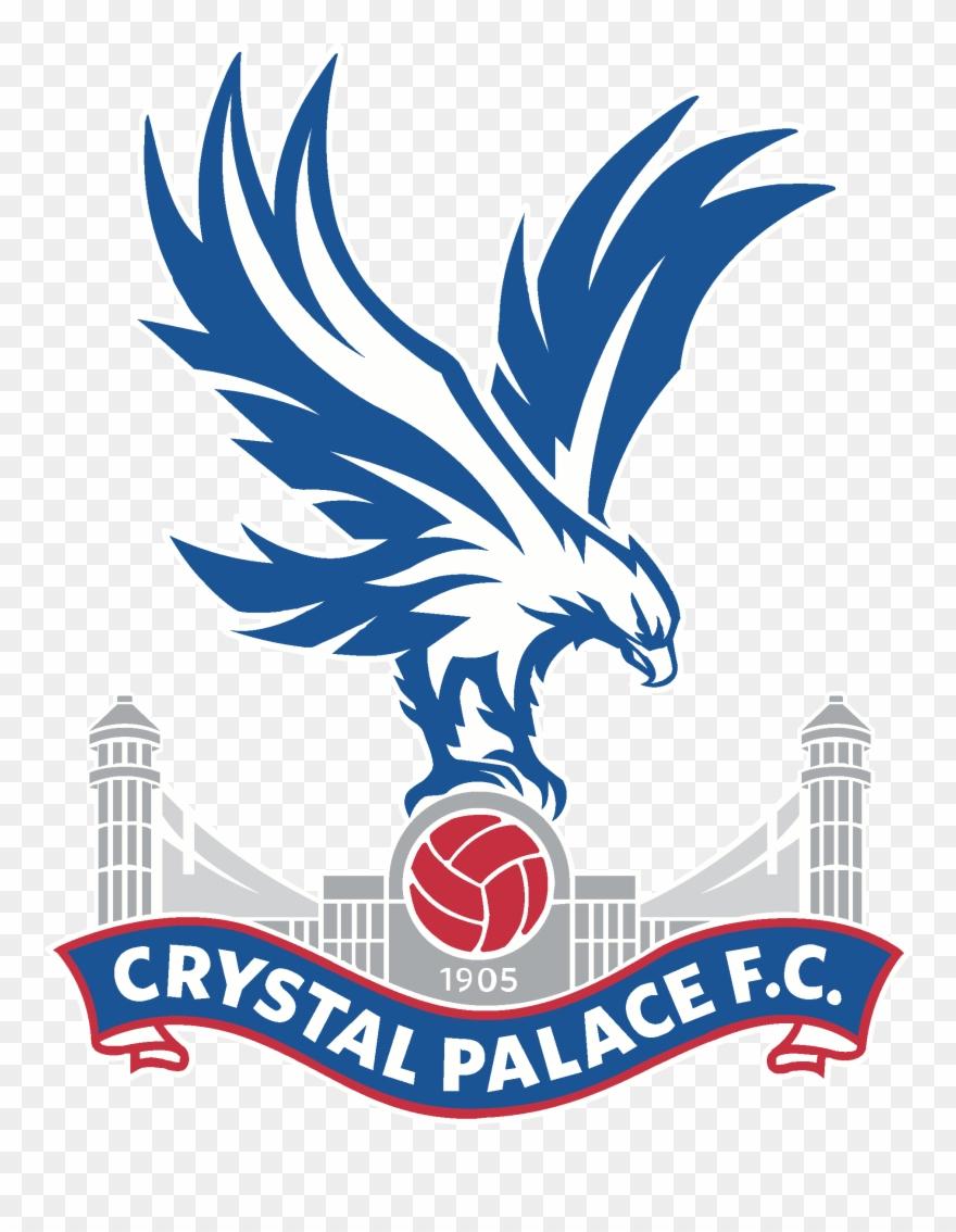 Logo Crystal Palace Png Clipart (#412923).