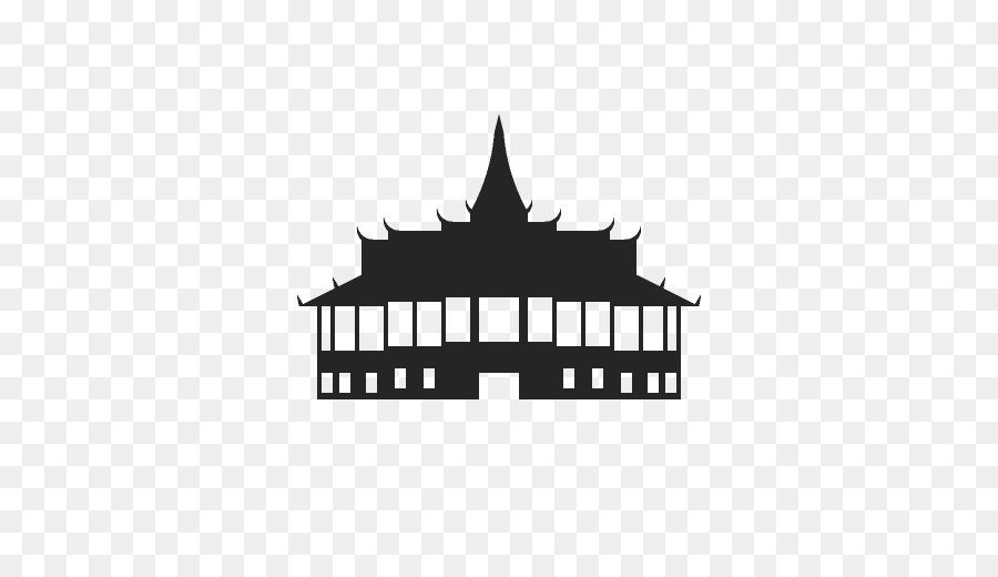 Palace Logo clipart.