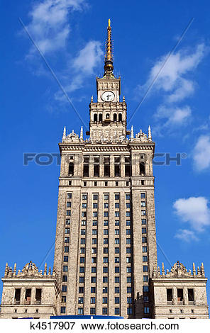 Picture of Palace of Culture and Science. k4517907.