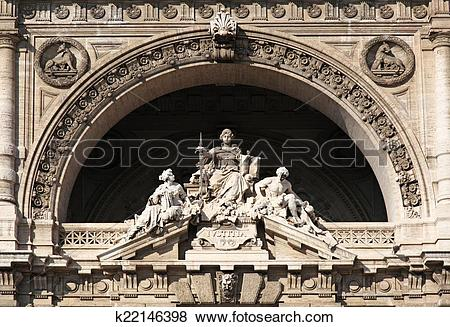 Pictures of Palace of Justice Rome k22146398.