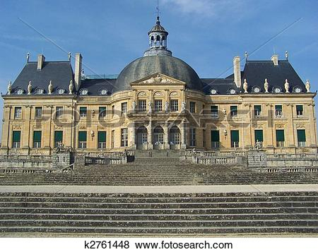 Pictures of Luxembourg palace castle at Paris city k2761448.