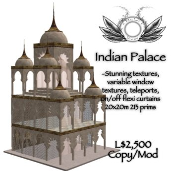 Second Life Marketplace.