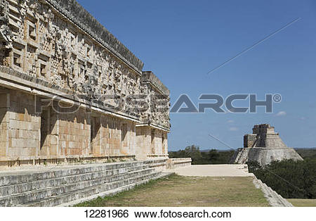 Stock Images of Palace of the Governor (left), House of the.