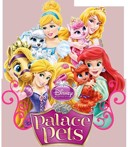 Palace Pets Clipart.