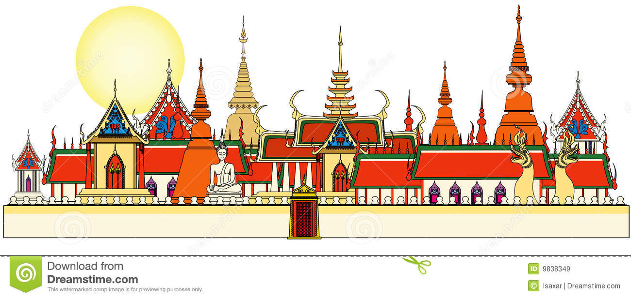 Palace clipart.