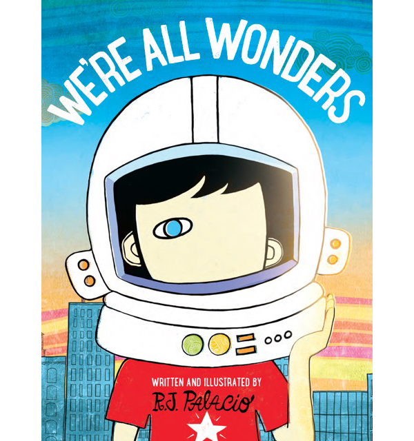 R.J. Palacio Brings Her 'Wonder' Message to Younger Readers.
