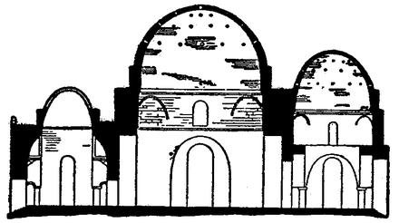 Palacio de Sarvestán.