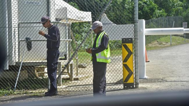 Manus Island: who is Paladin Solutions, landed hefty.
