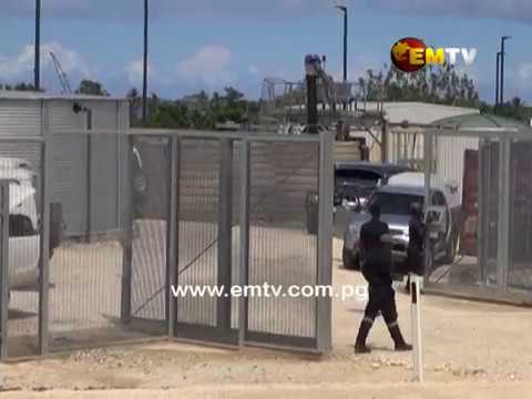 Termination of lead Australian company operating in Manus province, Paladin  Solutions Limited.