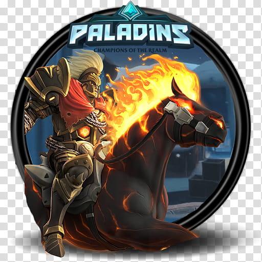 Paladins icon ico , Paladins transparent background PNG.