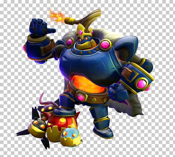 Paladins Bomb Smite Game Weapon, bomb PNG clipart.