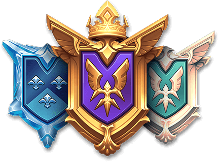 All New Ranked Borders (Bronze to Grandmaster) : Paladins.