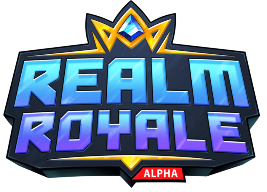 Paladins Realm Royale Logo PNG Image.
