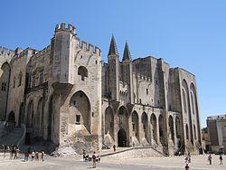 Palais des Papes.