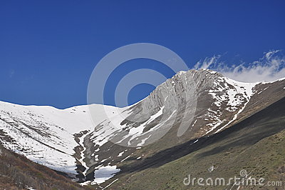Province Of Cuneo, Italy. Maritime Alps Stock Images.