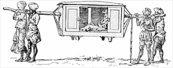 Free Palanquin Clipart.