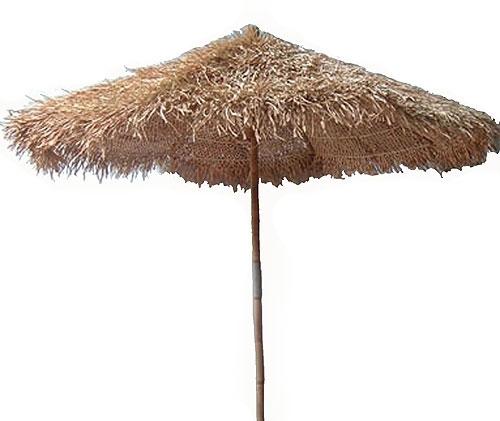 Tiki Umbrella, Best Umbrella, Palm, Thatch, Palapa, The Best Beach.