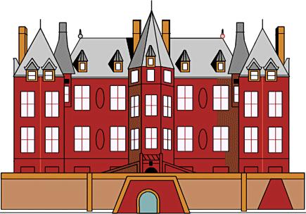Clipart buckingham palace.