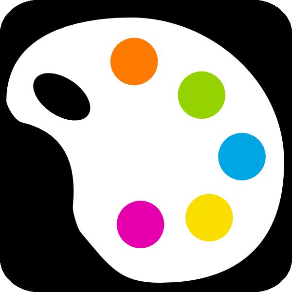 Color Palette Clip Art at Clker.com.