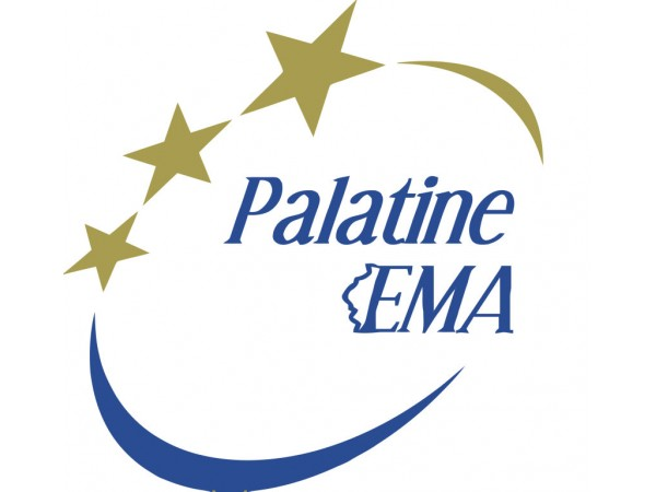 Palatine Emergency Management Agency Members Receive State.