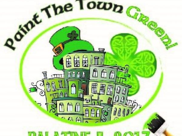 Palatine Celebrates St. Pat's Day with Paint the Town Green Events.