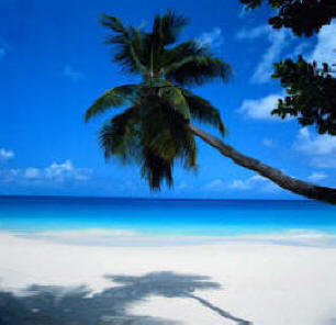 Beaches, Islands, Sun, Surf and Sand.