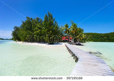 Palau Stock Photos, Royalty.