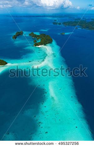 Republic Of Palau Stock Photos, Royalty.