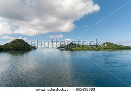 Palau Island Stock Photos, Royalty.