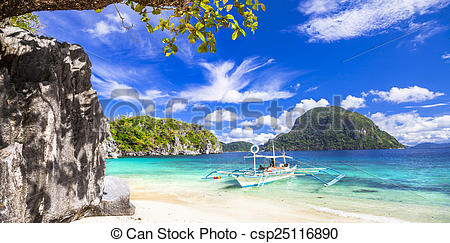 Stock Photographs of Palawan, Philippines.