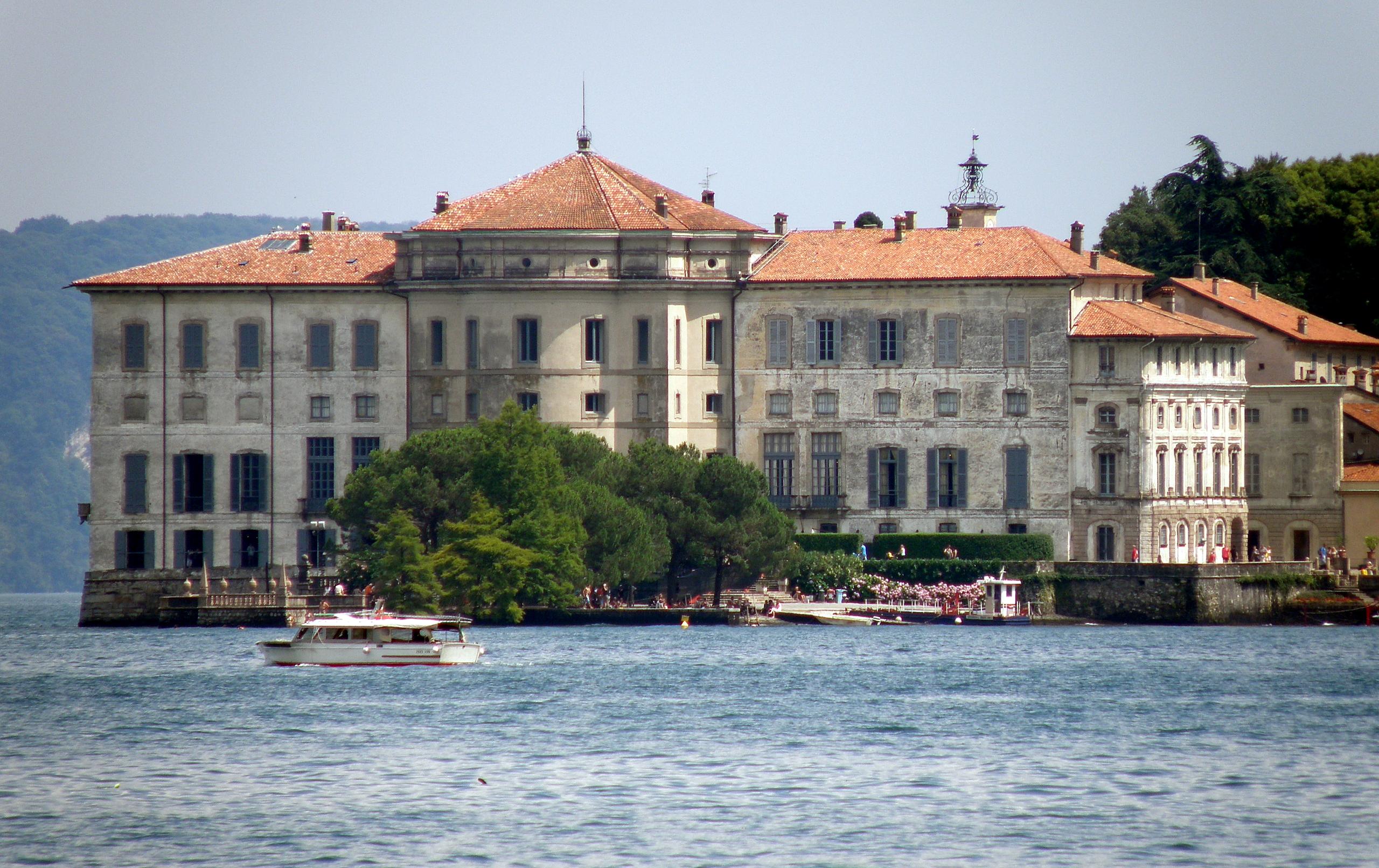 Palazzo Borromeo (Isola Bella).