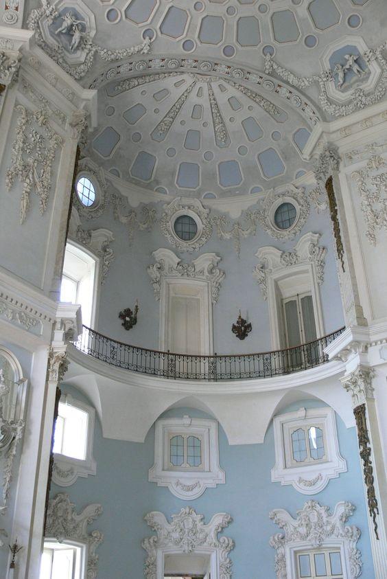 Salone Centrale of Palazzo Borromeo.