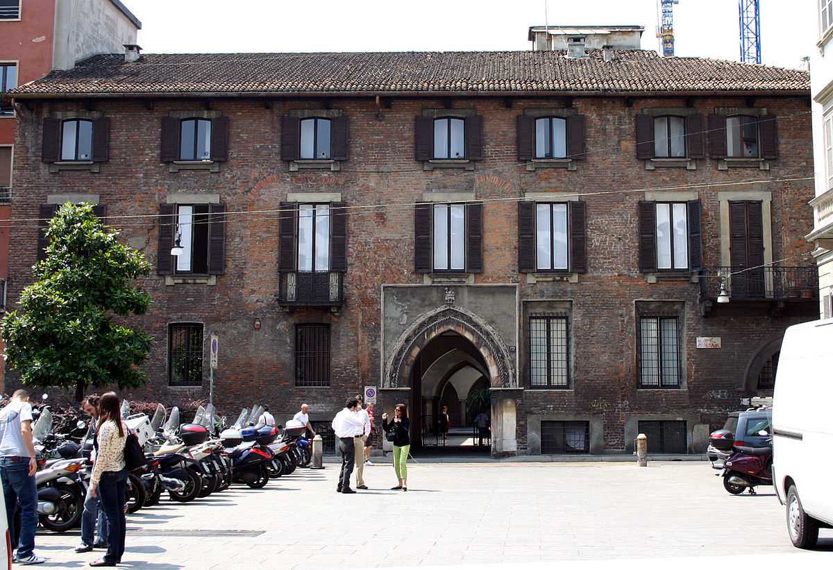 Palazzo Borromeo (Milan).