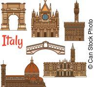 Palazzo vecchio Clipart Vector and Illustration. 11 Palazzo.