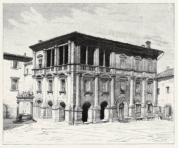 Palazzo Tarugi Clip Art, Vector Images & Illustrations.