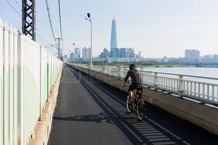 Bicycle Korea Images, Stock Pictures, Royalty Free Bicycle Korea.