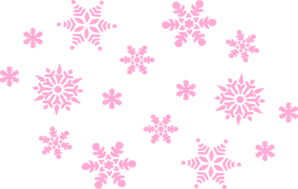 Pale pink and blue clipart.