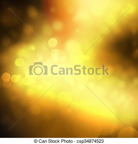 Clip Art of abstract gold background luxury Christmas holiday or.